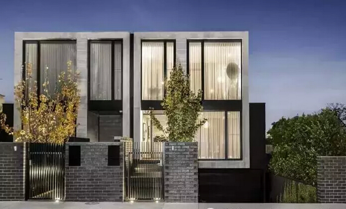 墨尔本精致别墅设计