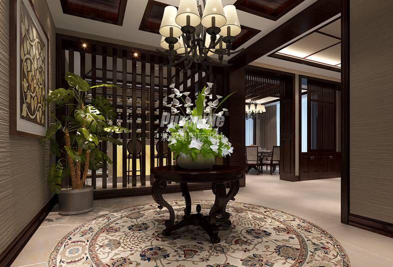 玄关是一个缓冲区域,是从室外进入室内的一个过度地带,功能主要用于室内换鞋、更衣等,也叫做斗室、过厅、门厅。玄关的面积虽不大,但是使用频率高,所以也比较受重视。那么,别墅玄关装修如何搭配呢,有什么技巧呢? 首先,看风格。 玄关的装修风格必须与室内的整体风格保持一致,可以从室内借鉴装饰元素。比如田园风格的家具,同样可以买一个充满田园气息的鞋柜放在玄关,柜面上还可以放鲜花、装饰画等,功能装饰两不误。如果家里装饰很朴实,那么玄关也不宜做得太花哨,稳重带木纹的鞋柜、一只可爱的穿鞋凳、一块色彩简单的小地毯,都是不错的
