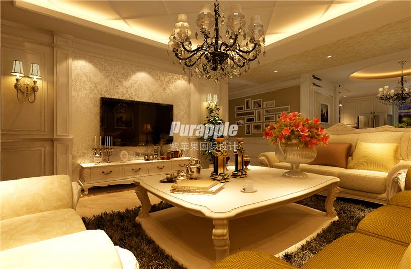 上海欧式风格别墅装修如何搭配设计?图片