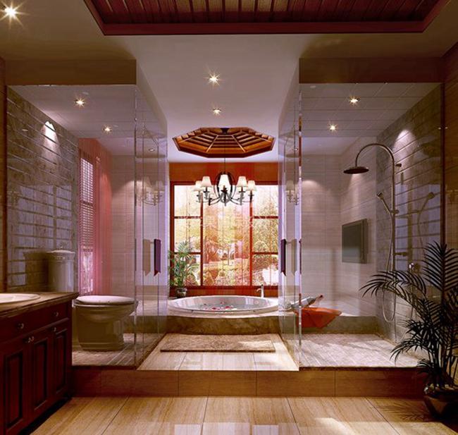 上海私人别墅设计酒窖怎样装修?