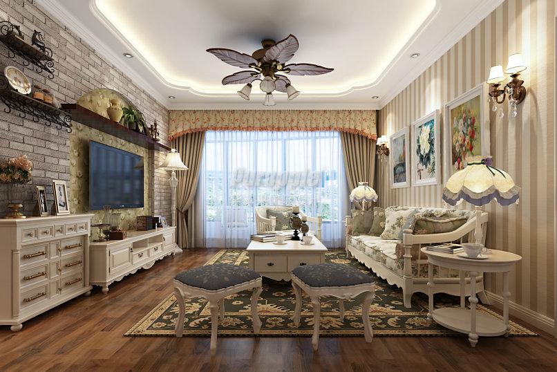 上海闸北200平方别墅装修设计公司哪家好