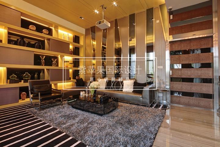 高大上的别墅装潢装修设计