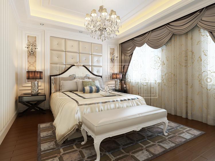 上海联排别墅装修设计---打造豪华欧式家居生活