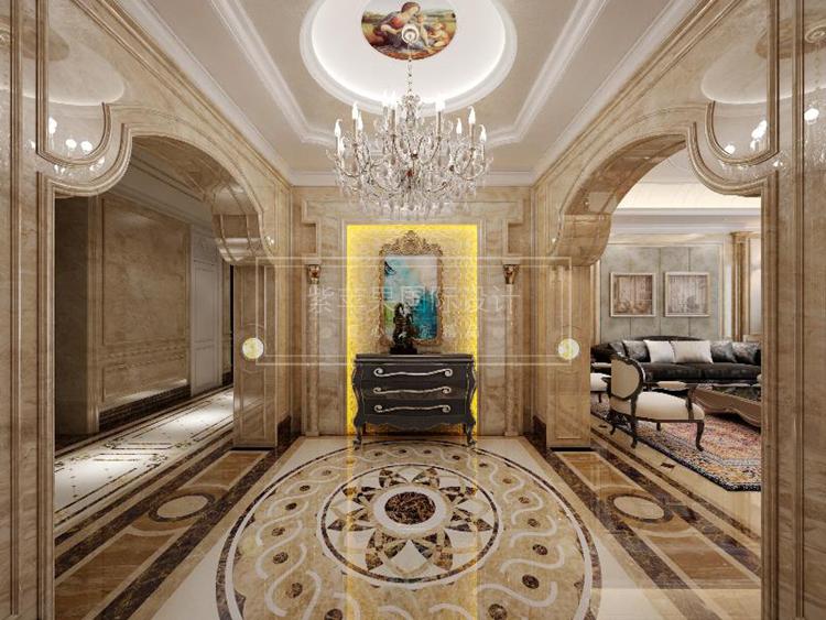 上海三层别墅装潢设计,不仅仅只是好看!