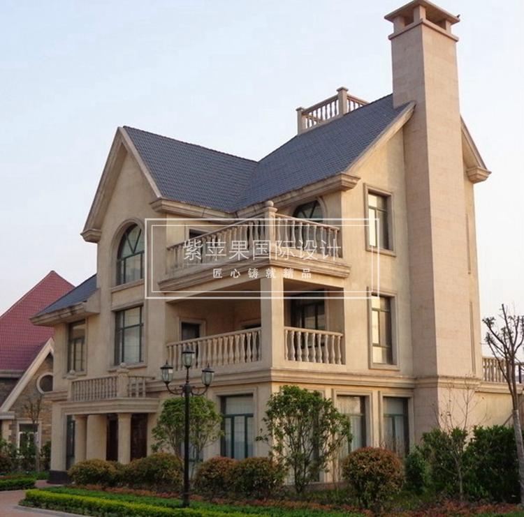 欧式别墅外观它就是指欧式风格的别墅设计外观