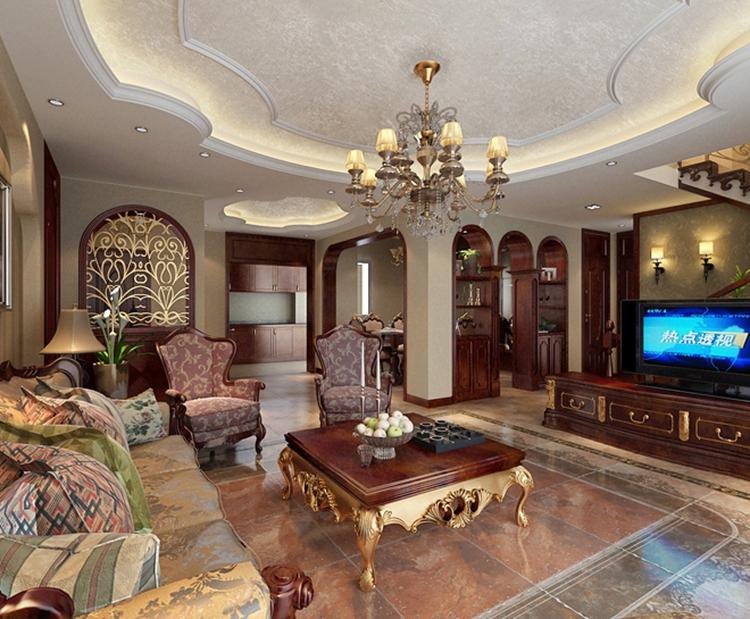 室内装修欧式风格装修设计注意事项