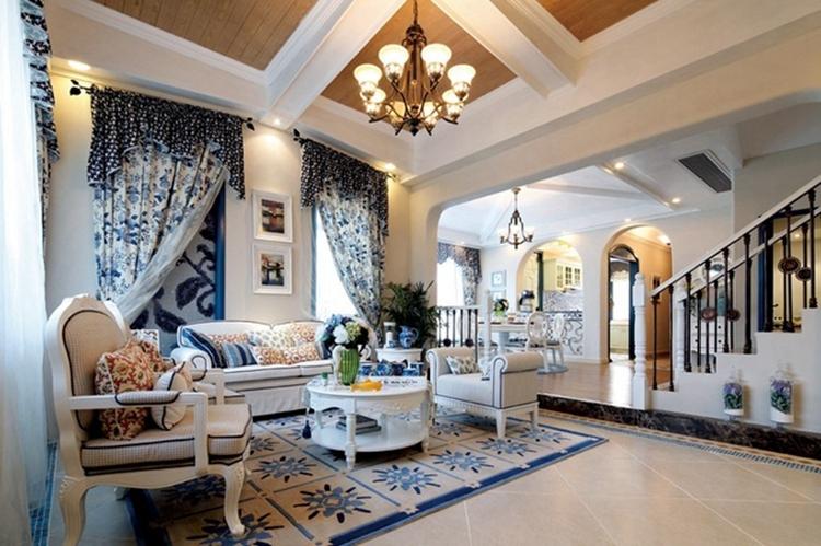 上海家装设计之地中海风格