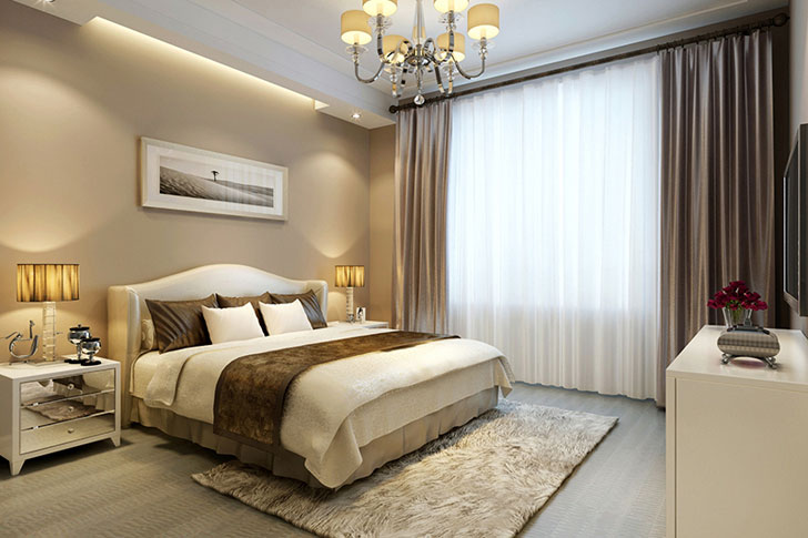 一百七十平房子装修哪家公司好-紫苹果国际设计-匠心
