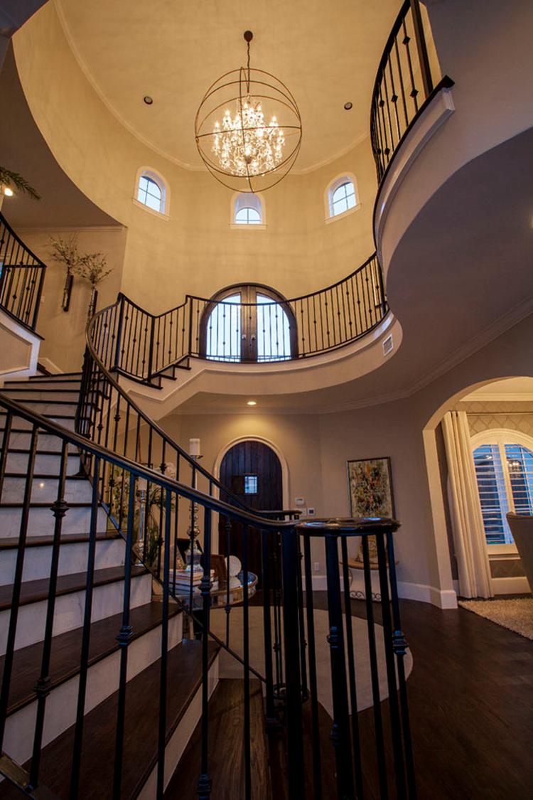 2017最新楼梯装修效果图