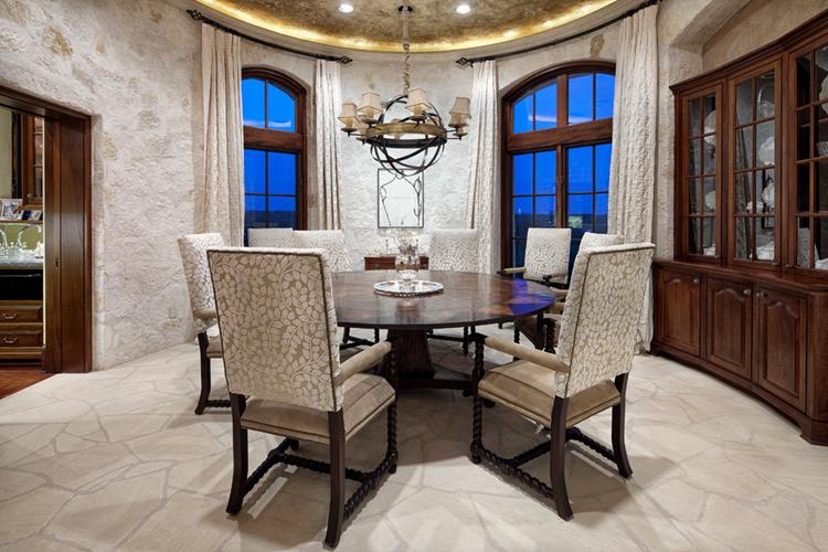 轻松打造200平米现代美式洋房装修