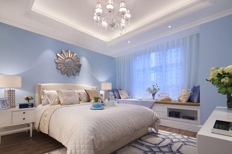 卧室吊顶苹果造型