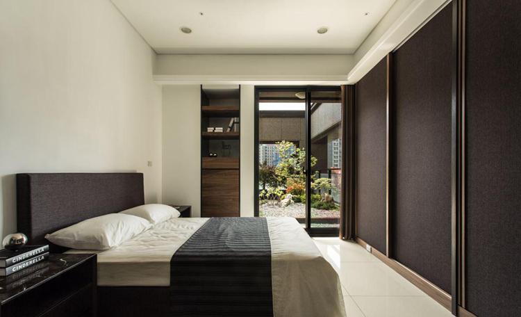 现代100平米房子装修效果图