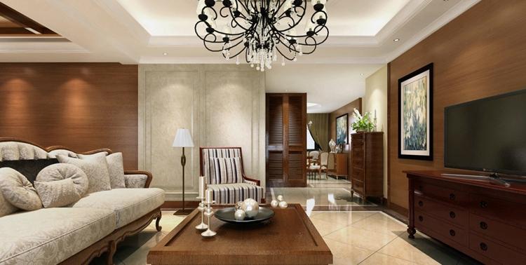 200多平房子精装修效果图,清新温馨舒适