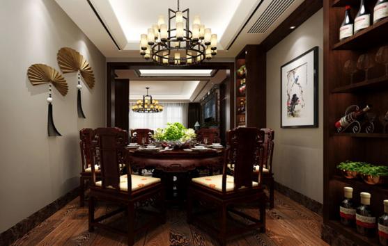 推荐风格一:中式装修风格   推荐指数:   中式装修风格不用多说了,它不仅仅是一种装修风格,更是中国上下五千年文化的浓缩,无处不体现着浓浓的中国风。材质上以红木、桃木、枣木为主,在色调上,以朱红、绛红、咖啡、宫廷黄等为主色。营造出的氛围,古典高雅,别致温馨,设计自然显得幽静、雅观,换句流行的话说就是中式风格很耐看,就是越看越好看,百看不厌。