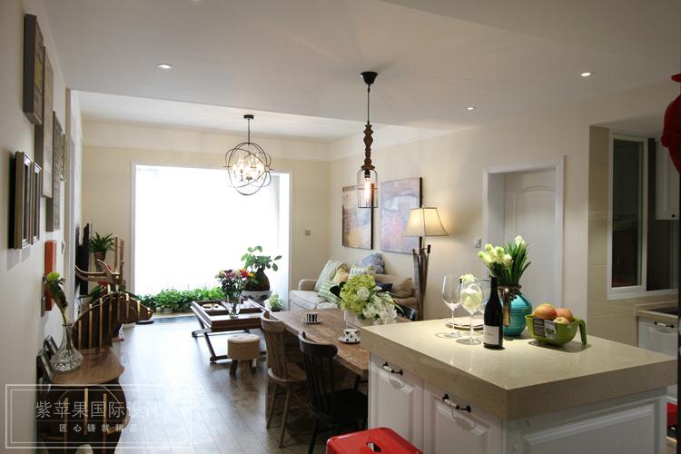 北欧风格150平房子装修,简约而又精致