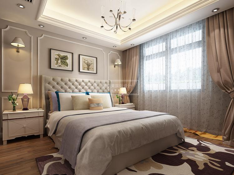现代欧式130平房子装修,新家装修新选择