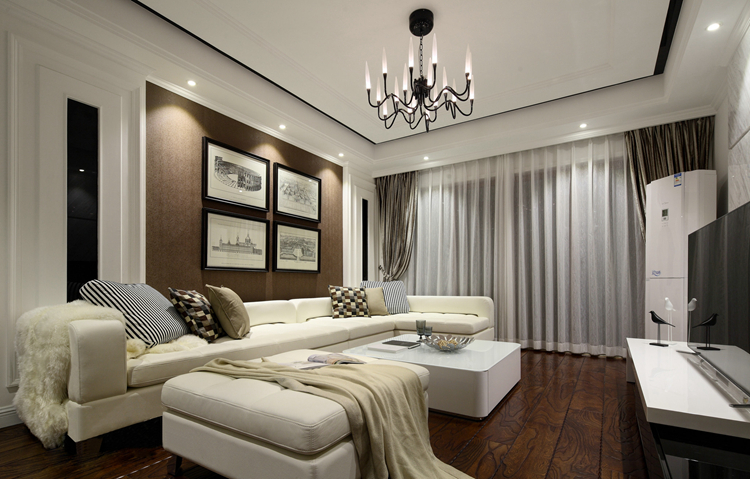上海高端别墅装修风水-紫苹果国际设计