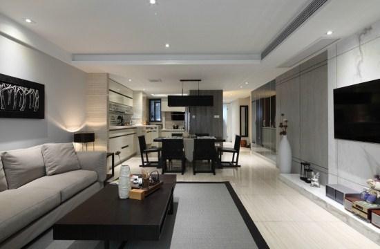 当然,对于房屋装修界来说,风格已经不再是单一固化的模式,设计师更加