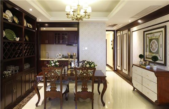 上海150平方房子精装修设计案例赏析