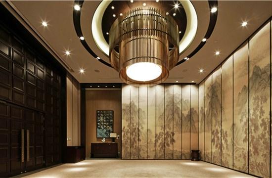 上海复式房中式装修设计案例鉴赏