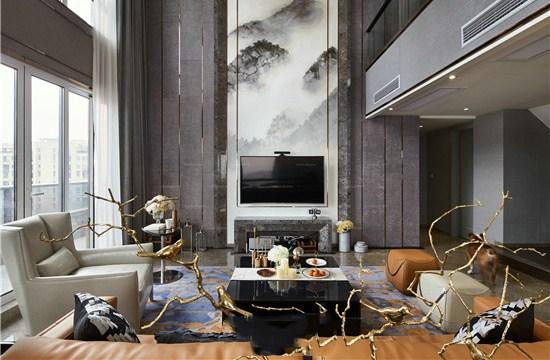 户型,其整体性让室内设计更显温馨,复式的独特设计给人赏心悦目的美观图片