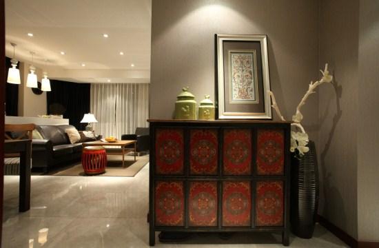 上海中式别墅装修中的物件选择