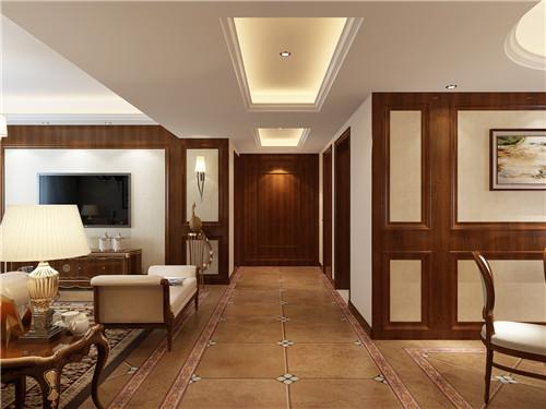 上海室内装修好的公司-紫苹果国际设计