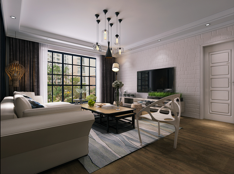 上海室内装修设计几大要素