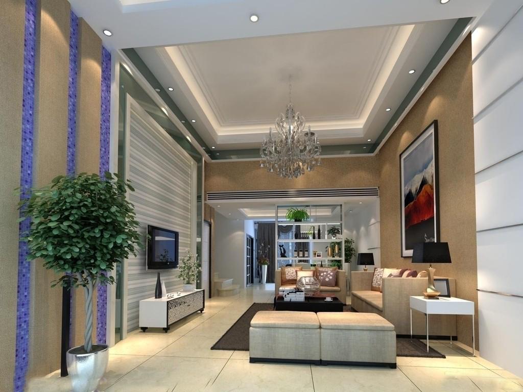 简约风格客厅案例分享,客厅装修效果图赏析
