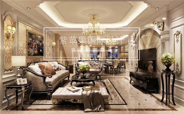 叠加别墅装修适合哪种风格