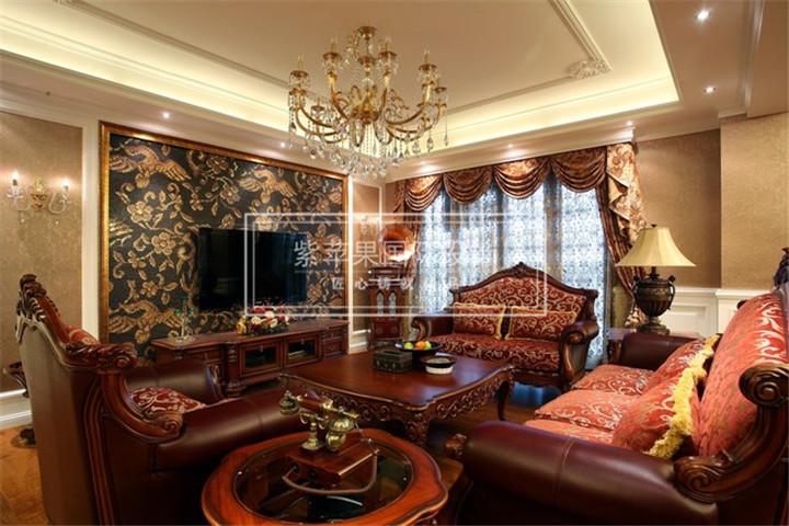 五张图片告诉你别墅欧式装潢哪家公司好图片